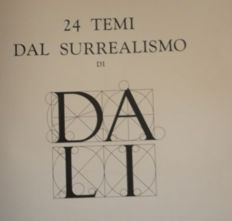 Salvador Dalí (after) - 24 Temi dal Surrealismo