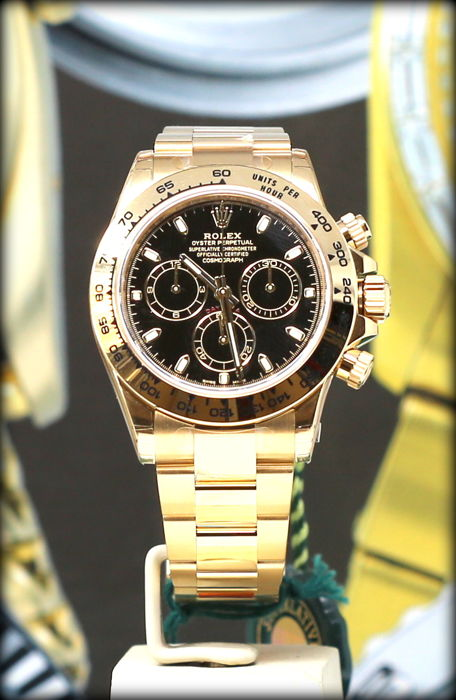 rolex daytona ref 116508 l new 2017 full set rrr. Black Bedroom Furniture Sets. Home Design Ideas