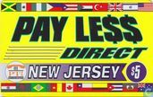 Pay Le$$ direct New Jersey