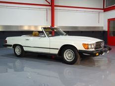 Mercedes-Benz - SL380 Roadster (Convertible) - 1982