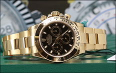 Rolex - Daytona ref. 116508 L.New 2017 Full set RRR - Heren - 2011-heden