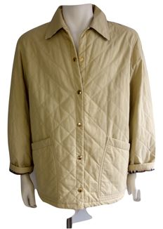 Burberry - Quilted jack