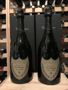 2006 Dom Perignon Vintage Brut - 2 bottles (75cl) in original cases