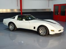 Chevrolet - Corvette C3 350CI V8 T-Top Targa - 1980