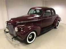 Chevrolet - Special Deluxe Coupe - 1940