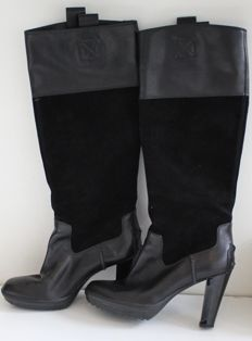 Tod's - Boots, Size 38.5