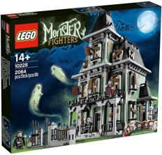 Monster Fighter - 10228 - Haunted House