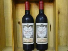 1997 Chateau Rauzan Gassies, Margaux Grand Cru Classé - 2 bottles