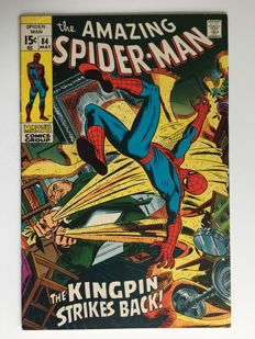 Marvel Comics - The Amazing Spider-Man #84 - 1x sc - (1970)