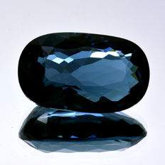 London Blue Topaz - 12.36 ct