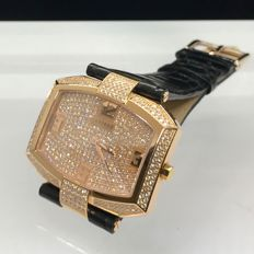 Concord - 18K Rose gold with diamonds  - 0310946 - Unisex - 2011-present