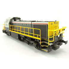 Mehano H0 - T285- Diesel locomotive Vossloh HLD Series 77 of the NMBS/SNCB