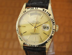 Rolex - Day date President  - 18238 - Hombre - 1990 - 1999