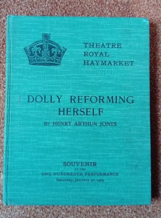 Arthur Jones - Dolly reforming herself - 1909