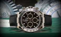 Rolex - Daytona 116519 Ser. F Never Polished Like New - Heren - 2000-2010