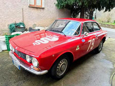 "Alfa Romeo - GT 1.3 Junior ""Unificata"" - 1974"