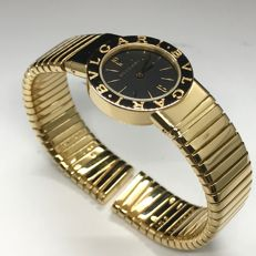 Bulgari BB232TY Tubogas 18K Yellow Gold watch