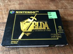 Nintendo 64 - Zelda Ocarina of Time
