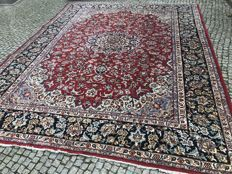 XXL Made In Iran / Persian Keshan Rug 390x305 cm -hand knotted