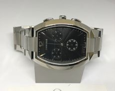 Concord - Men's La Scala Black Dial Stainless Steel - 0311293 - Men - 2011-present