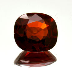 Red spessartite garnet - 2.79 ct - No reserve price