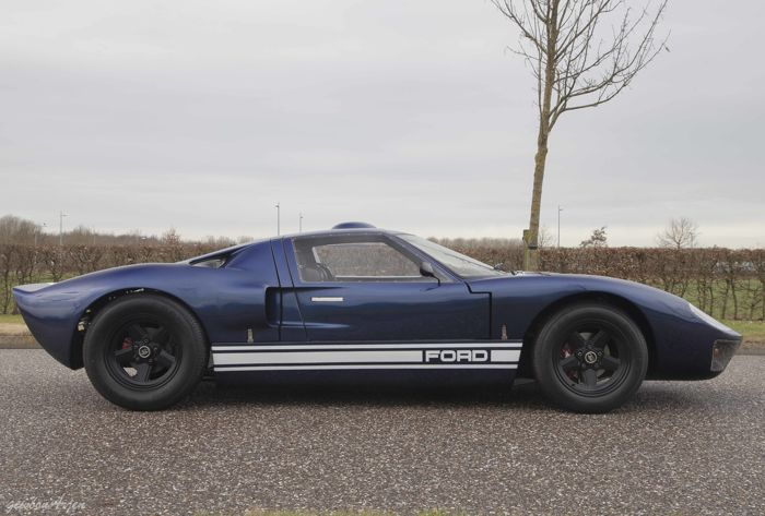 Ford - GT 40 MK1 - replica. - 1980 - Catawiki