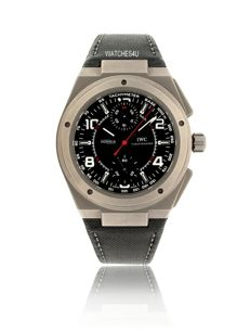 IWC - INGENIEUR CHRONOGRAPH AMG  EDITION - IW372504 - Hombre - 2011 - actualidad