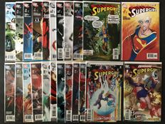 Complete Set - Supergirl Vol. 5 - DC Comics - X70 SC - (2005/2011)