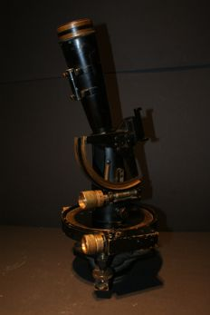 Hall Brothers British Army 12 inch artillery theodolite. Director No. 12 MK1