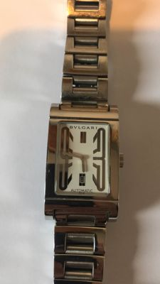Bulgari Rettangolo unisex watch
