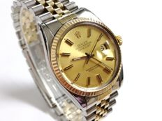 Rolex Oyster Perpetual Datejust - Men's watch - 1982