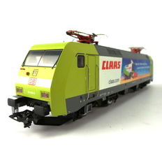 Märklin H0 - 39342 - Electric locomotive BR 152 in Claas colour scheme of the DB AG/Railion