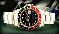 Rolex - Gmt Master II 16710 - Never Polished- F5 - Heren - 2000-2010