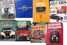 Various automobiles books