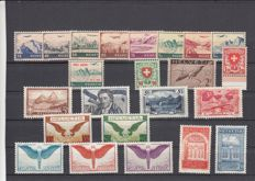 Switzerland 1914/1941 - collection classic