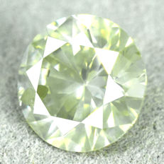 Diamond - 1.11 ct, NO RESERVE PRICE - EXC/VG/VG