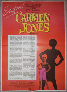 Anonymous - Carmen Jones (Dorothy Dandridge, Otto Preminger) - 1954