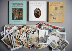 Anton Pieck; Lot with 3 illustrated books - 1980 / 1991