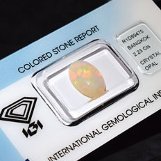 Crystal Opal – 2.23 ct No Reserve Price