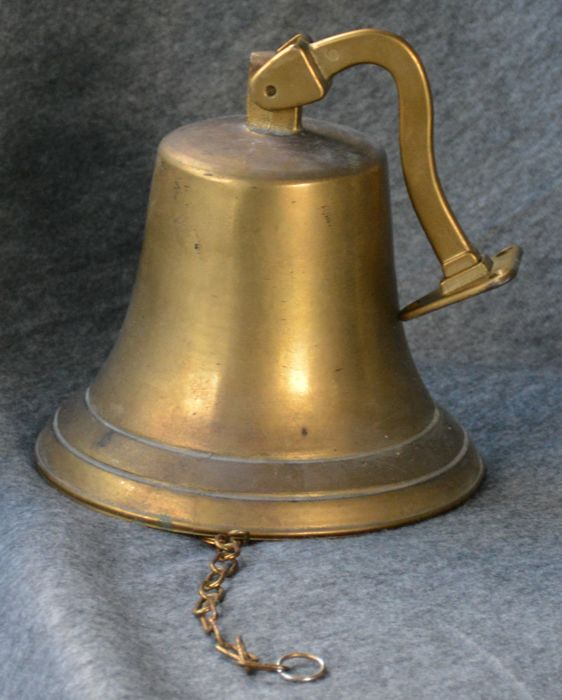 Large Bronze Bell M/Italy - 20th century, Italy