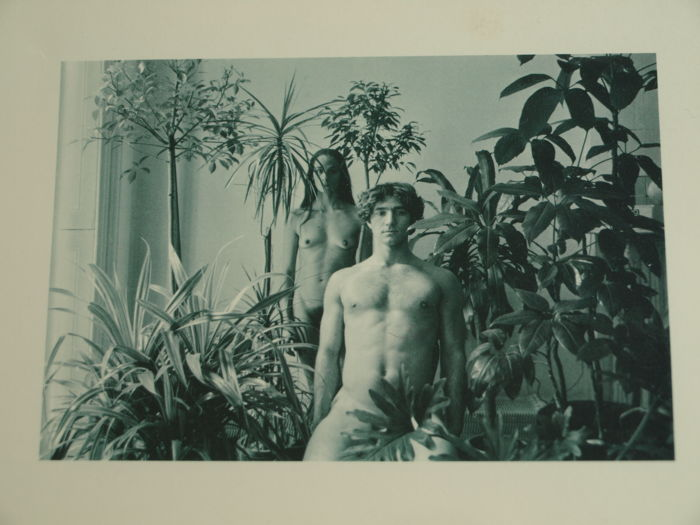 Duane Michals (*1932) – Paradise Regained