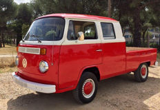 Volkswagen - T2 Doka Pick Up - 1973