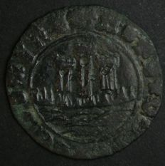 Portugal Monarchy - D. Afonso V (1438-1481) - Ceitil - 1/6 of a White Real