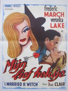 Anonymous - I Married A Witch (Veronica Lake)-1942
