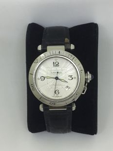 Cartier - Pasha - 2378 - Men's
