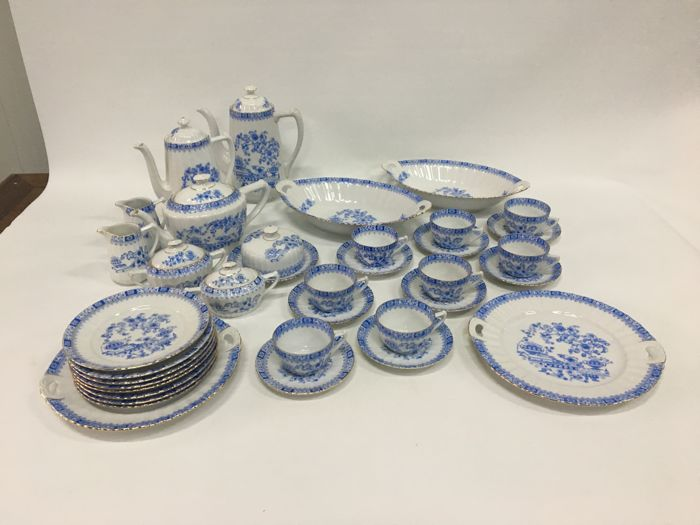 Seltmann Weiden tableware set China Blue