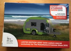 Motorhome & Caravan Show 2015 Limited Edition 2015 - Serial Number 0024
