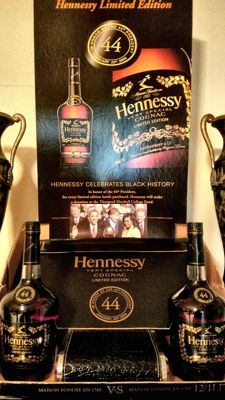 Limited Edition Presidential Inauguration Hennessey Cognac-France