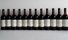 1978 Ceretto Dolcetto D'Alba Cru Rossana, 12 Bottles 0.75Liters 12.7% Alcohol