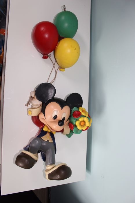the hanging of the mouse